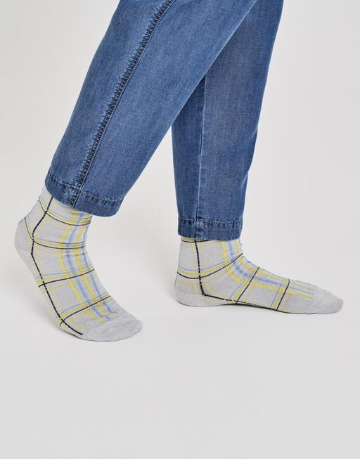 Socke Yaro mellow yellow