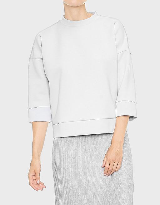 Sweater Gaga veiled blue