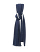 Oversize Schal Adell scarf lush blue
