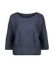 Boxy-Shirt Gosia reliable blue