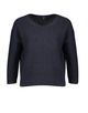 Strickpullover Puzzy reliable blue