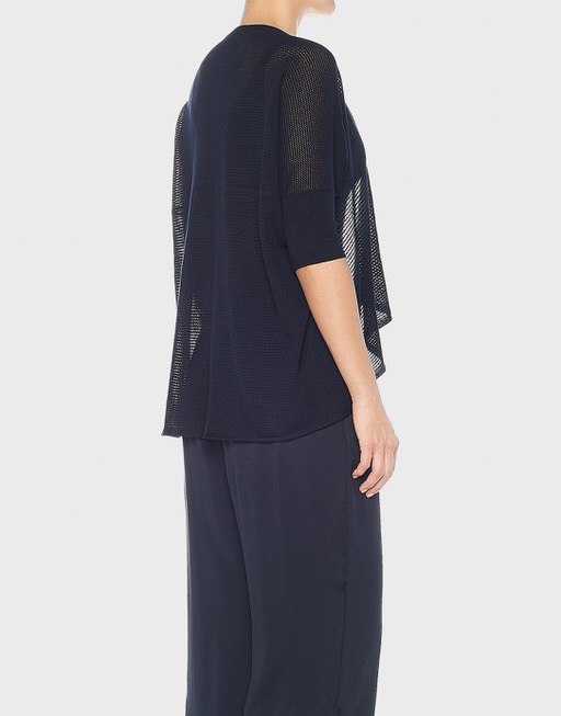 Oversize-Jacke Dante reliable blue