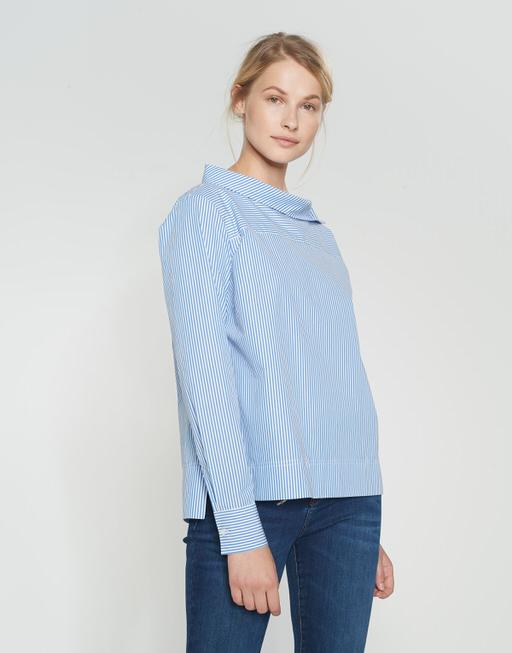Shirtbluse Feonie blue iris