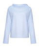 Shirtbluse Famy chambray HS dream blue