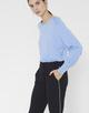 Oversize Pullover Prisilla dream blue