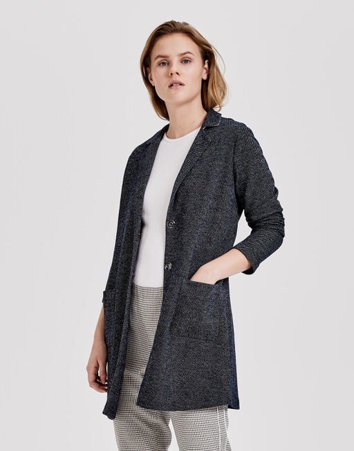 Frock coat Helen simply blue