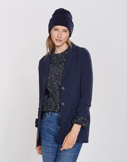 Beanie Abada cap simply blue