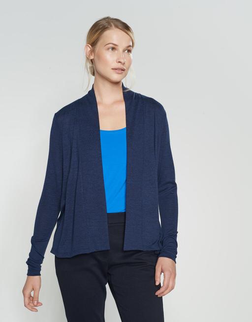 Shirtjacke Sofiana simply blue