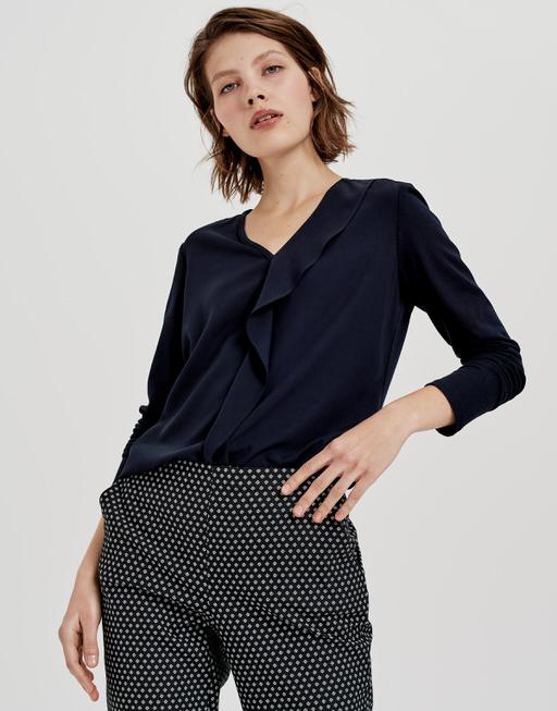 Bluse Fina  simply blue