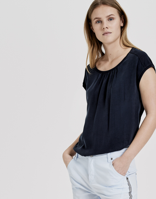 Shirt Sertella simply blue
