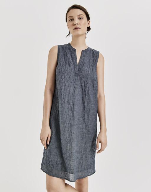Shirt dress Wibe simply blue