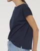 Gestreept shirt Silana simply blue