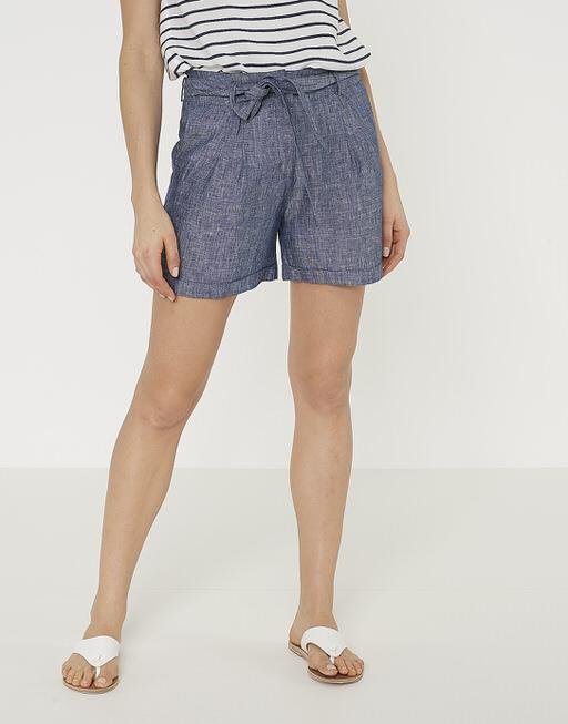Stoffshorts Enchi shorts simply blue