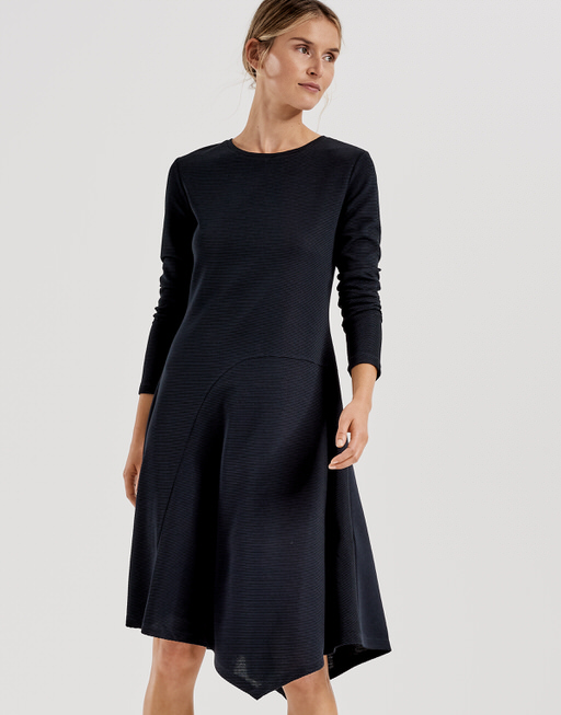 Jerseykleid Winula simply blue