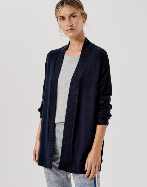 Shirtjacke Silka simply blue
