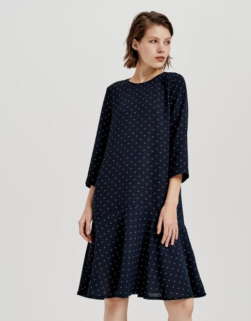Kleid Winala simply blue