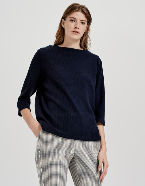 Sweatshirt Genny simply blue