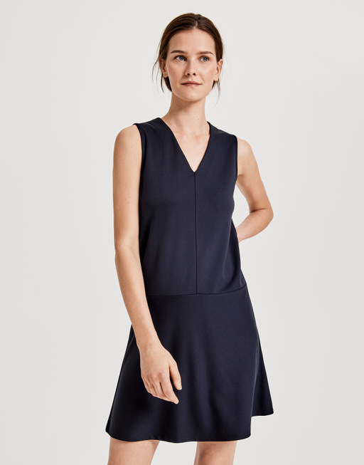 Jerseykleid Walana simply blue