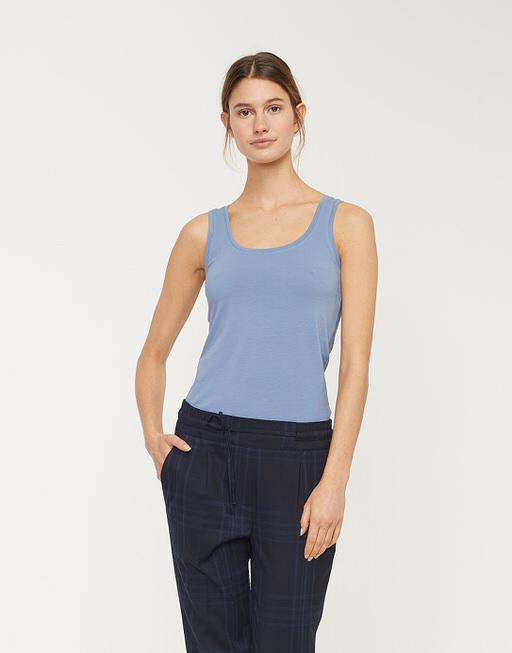 Tanktop Imilia comfort blue