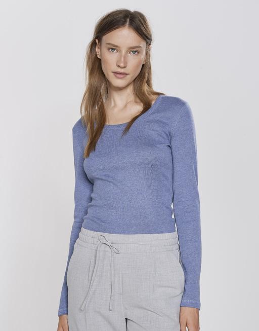 Longsleeve Sorana comfort blue