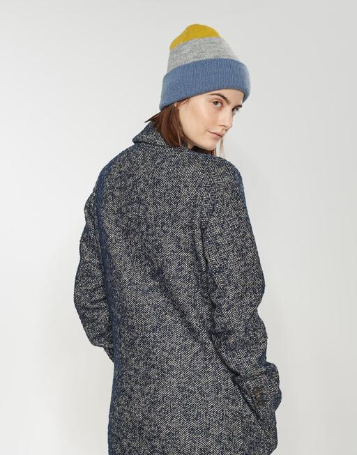 Strickmütze Amelli cap comfort blue