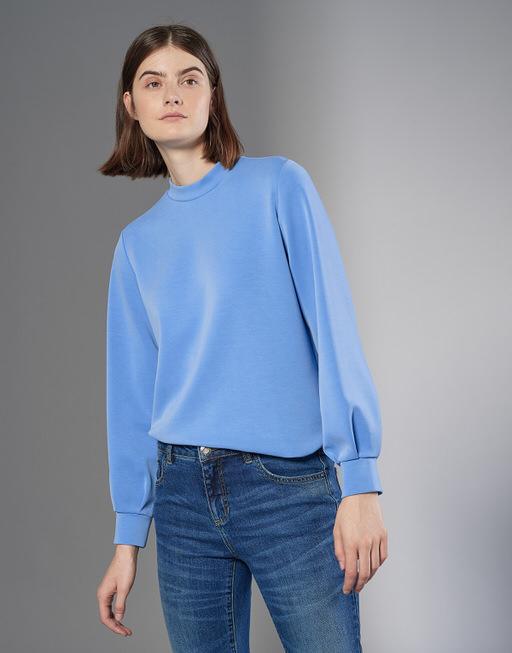 Sweatshirt Grazina new blue