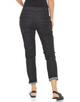 Boyfriend Jeans Levy 7/8 clear charcoal black