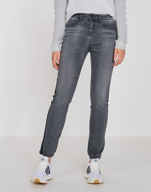 Skinny Jeans Emily carbon carbon grey