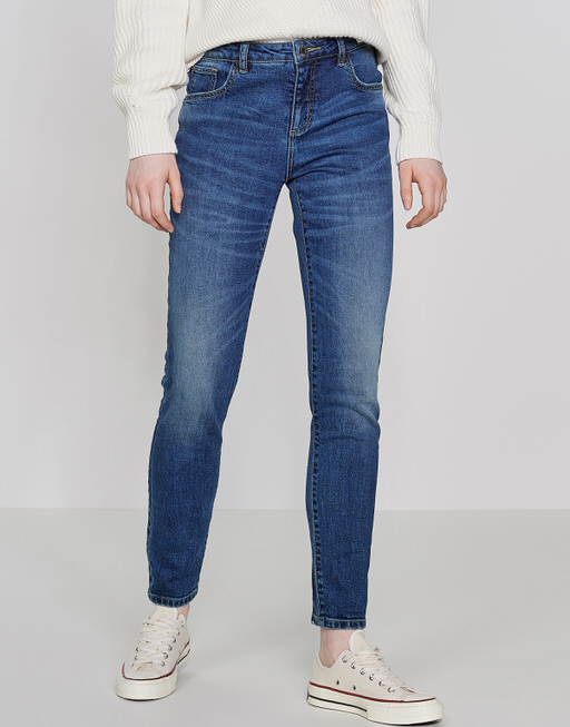 Skinny jeans Ely dark blue dark blue