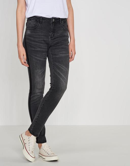Skinny jeans Evita black dark black