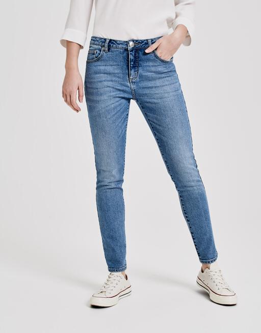 Skinny Jeans Evita authentic authentic blue