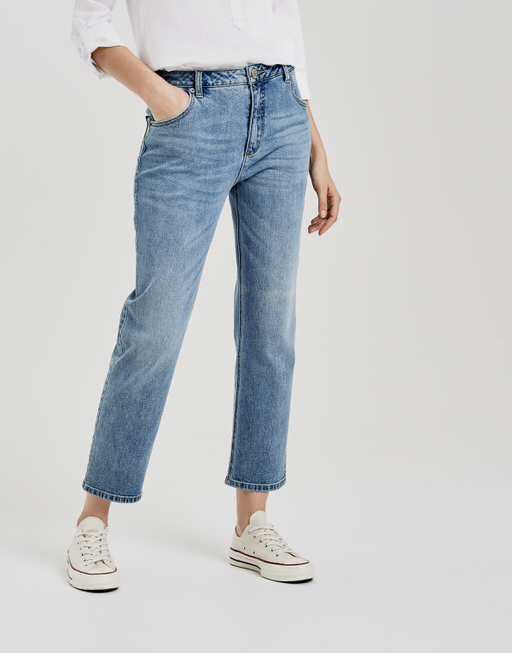 Boyfriend Jeans Loni authentic blue