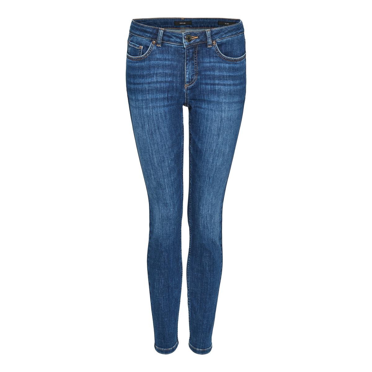 Artikel klicken und genauer betrachten! - Die Jeans aus einem angenehmen Baumwoll-Mix kommt in einer schönen Waschung daher. Das schmal zulaufende Bein schmeichelt der Figur und verspricht durch das softe Material einen komfortablen Fit. Ein klassisches 5-Pocket-Design rundet den Look der Jeans gekonnt ab. Baumwoll-Mix, Waschung, schmal zulaufendes Bein, 5-Pocket-Design, angenehmer Komfort, das Model ist 176 cm groß und trägt Größe 36. | im Online Shop kaufen