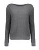 Boxy Pullover Paulita raven grey