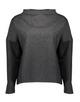 Boxy-Shirt Gutta raven grey