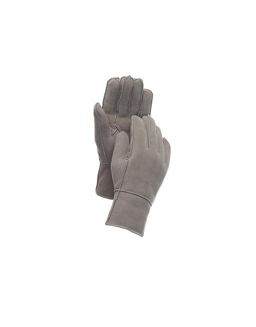 0b0f6f388b32ab Lederhandschuh Alija gloves grau online bestellen