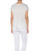 Motiv Shirt Smarbel print pure grey melange