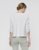 Baumwoll Pullover Pesego HS pure grey melange