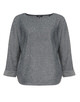 Sweater Ganya slate grey melange