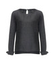 Shirtbluse Fioretta slate grey melange