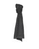 Strickschal Amisa scarf slate grey melange
