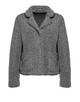 Kurzjacke Hansine slate grey melange