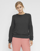 Sweatshirt Gilly slate grey melange