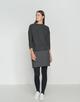 Sweatshirt Gemola slate grey melange