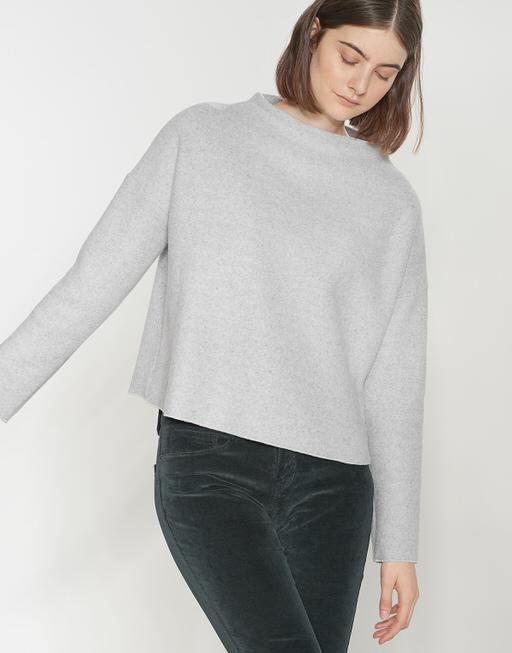 Sweater Gesina iron grey melange