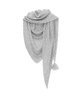 Dreieckstuch Atria scarf iron grey melange