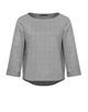 Shirtbluse Fatiha iron grey melange