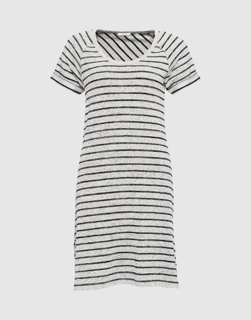 Jerseykleid Wanbil iron grey melange