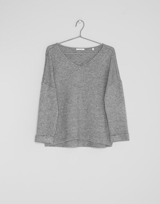 Sweater Gloriana iron grey melange