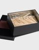 Deko Wandler Match Box black